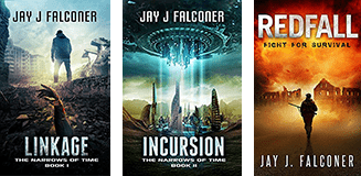 Jay Falconer Books